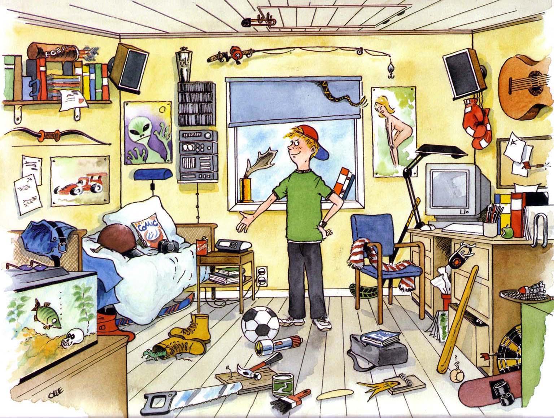 1 Boys Room
